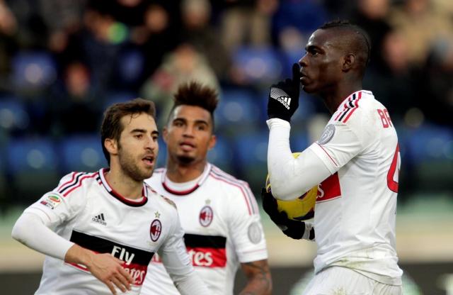 Milan rescata un punto