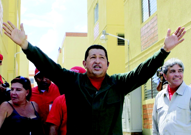 Chávez cumple dos meses ausente