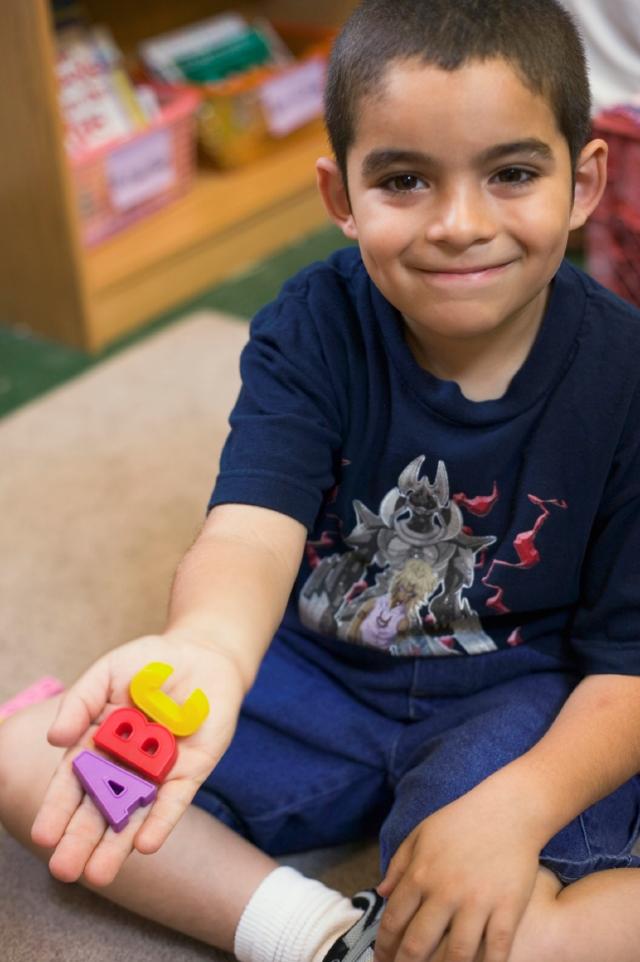 Matricule a sus hijos en kindergarten