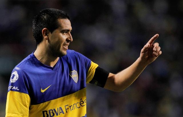 Román: 'Voy a volver a ganar con Boca'
