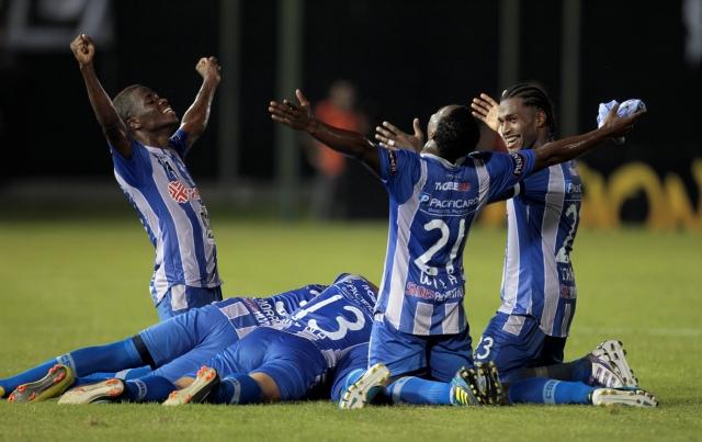 Emelec-Vélez en inicio de la Libertadores