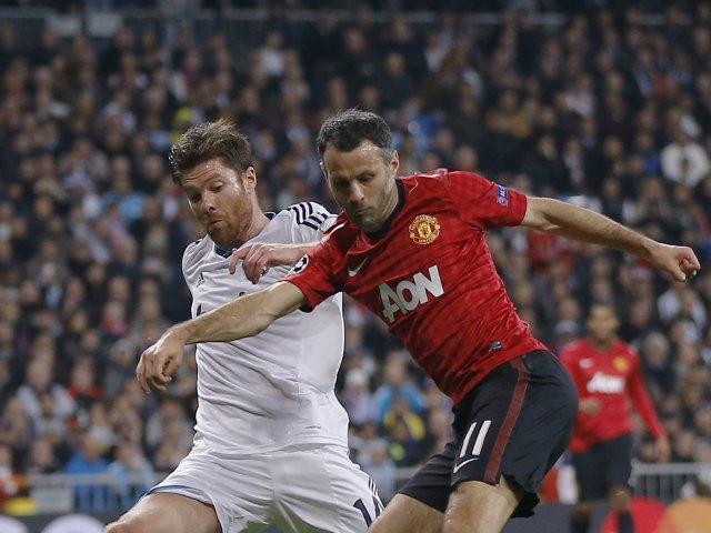 Champions: ManU saca el empate en Madrid (Fotos)