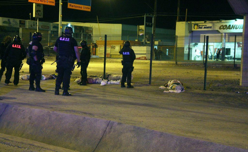 México: Tuiteros y cibernautas en la mira del narcotráfico