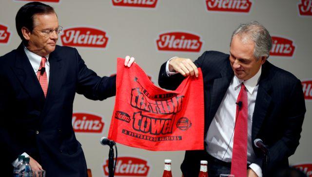 Warren Buffet compra empresa de alimentos Heinz