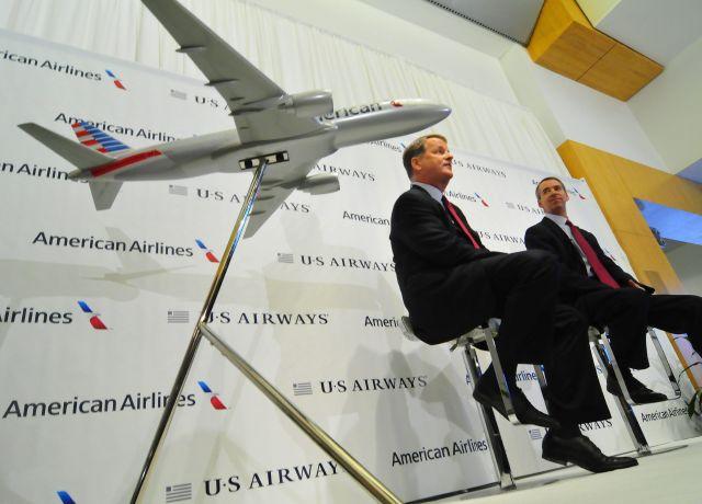 Podrían aumentar tarifas por fusión AA y US Airwaiys