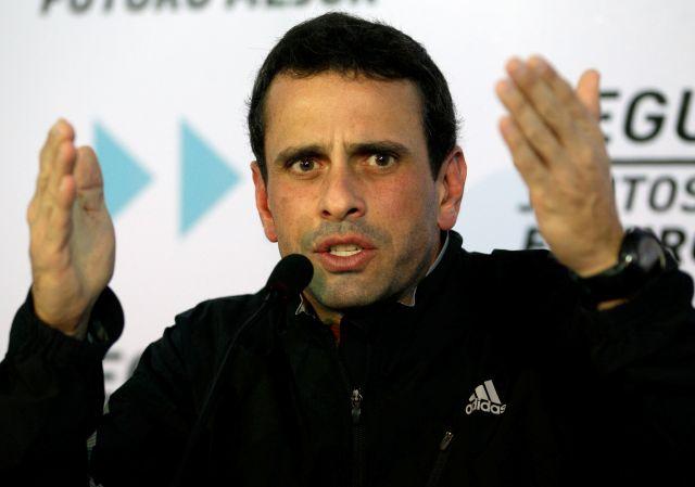 Capriles: Gobierno mintió sobre enfermedad de Chávez (Video)