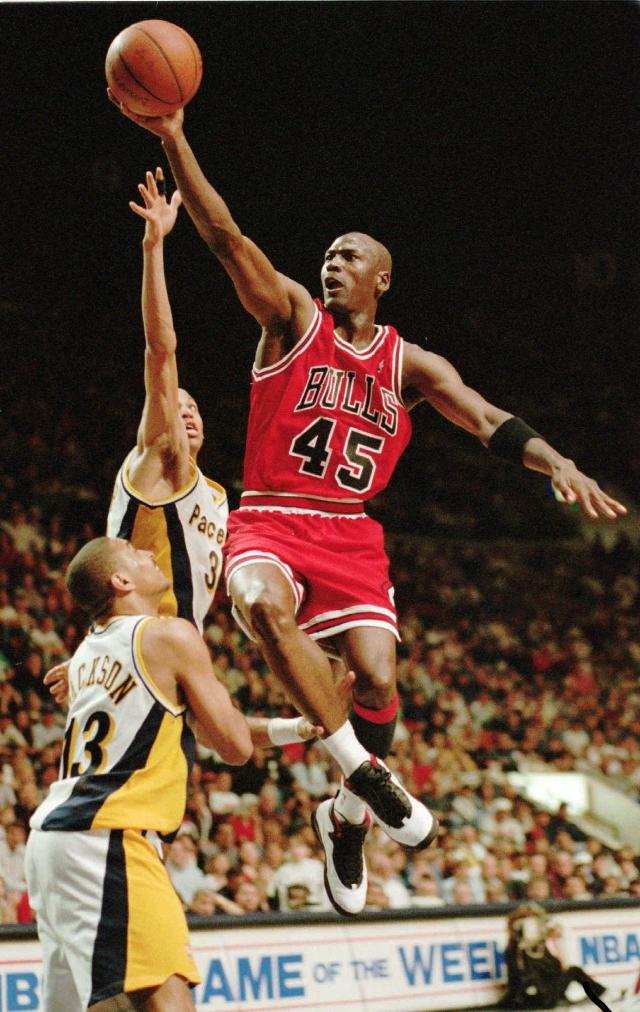 Lebron James no es Michael Jordan