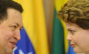 """Brasil renueva sus """"votos"""" por la plena recuperación de Chávez"""