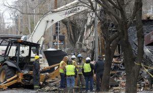 Kansas City: Hallan cadáver en los escombros de la explosión