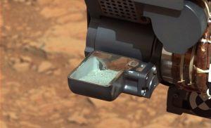 Sonda Curiosity prepara prueba a polvo marciano