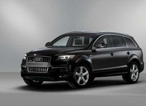 Audi Planea duplicar su línea de SUV's (Fotos)