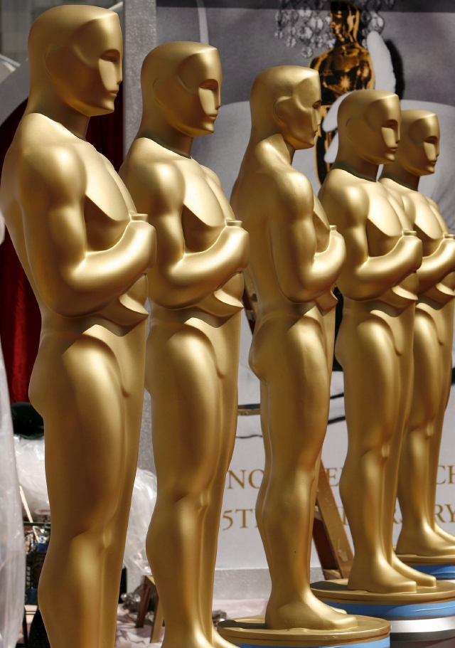 Hispanos y el Oscar