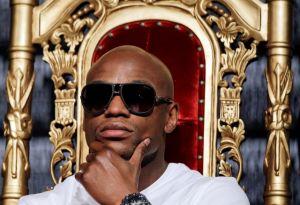 El boxeador y 'business person'