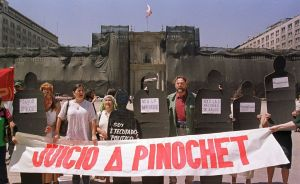 Se revelan documentos en EE.UU. sobre Pinochet