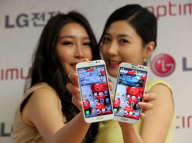 LG prepara lanzamiento de teléfono con sistema  Firefox OS