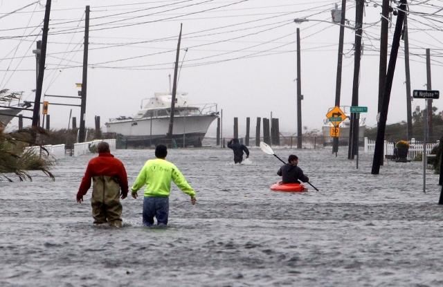 'Secuestro fiscal' afectará a víctimas de Sandy
