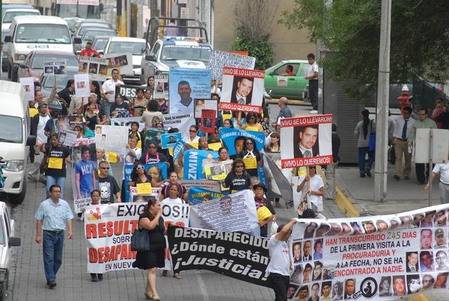 Segob publica lista con 26 mil desaparecidos en México