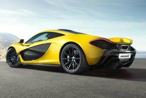 El nuevo super deportivo de McLaren