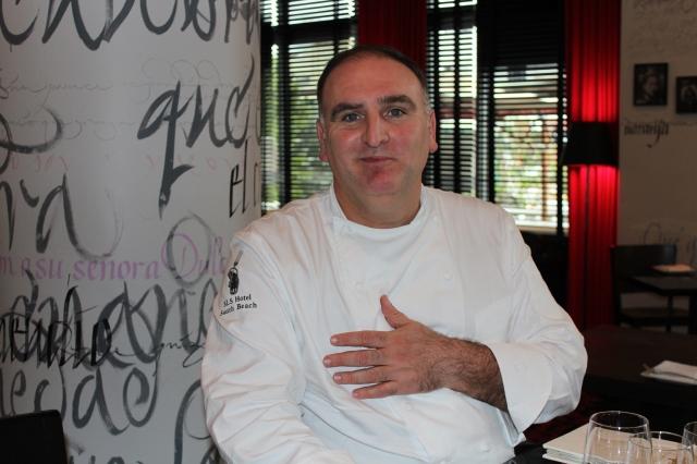 Famoso chef acusa que se le impidió entrar a fiesta a petición de Ivanka Trump