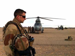 Francia saldrá de Malí en julio