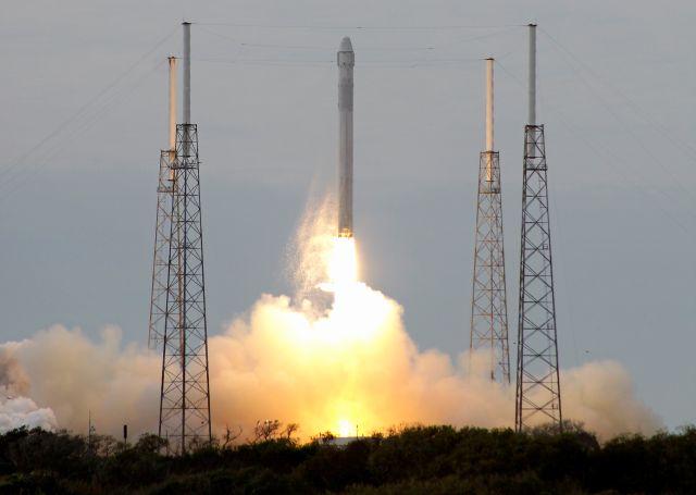 Cápsula Dragon peligra en su viaje hacia la Estación Espacial