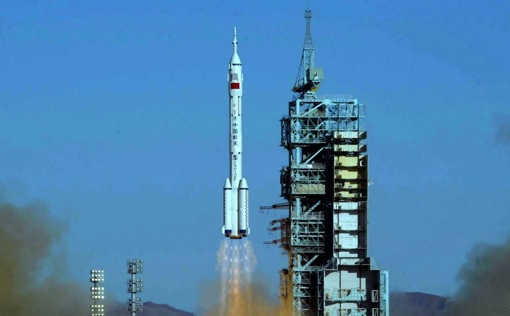 China inaugurará en 2015 su cuarto centro espacial