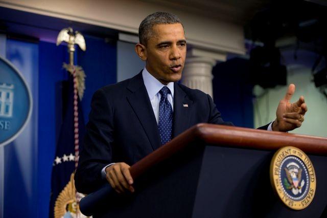 Obama pide de nuevo al Congreso impedir los recortes (videos)
