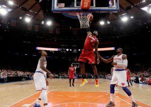 Knicks vencidos por un golpe de 'calor'