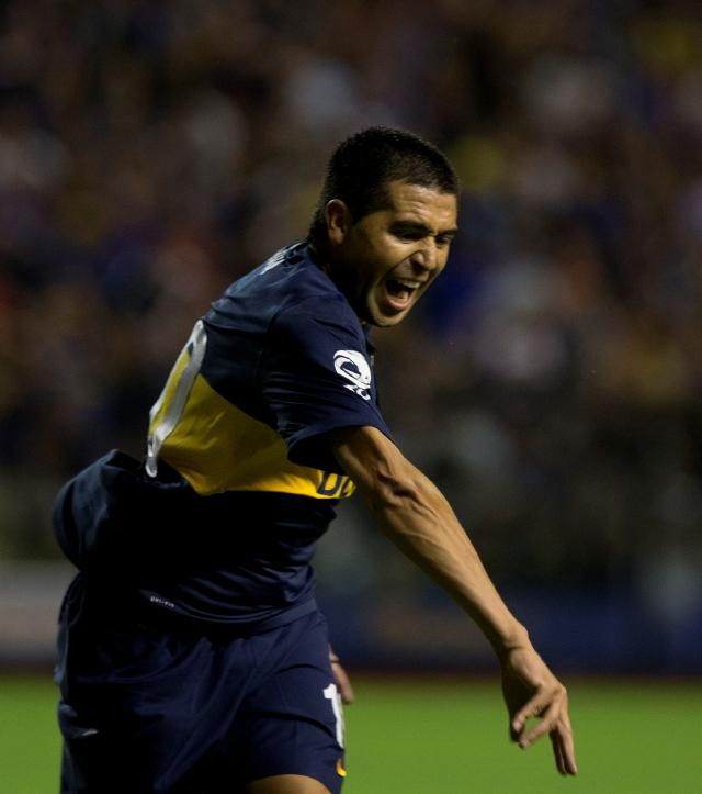 Interés por Libertadores