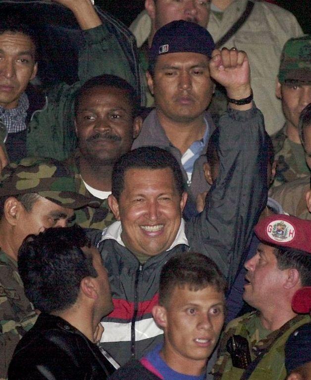 Hugo Chávez muere el mismo día que José Stalin