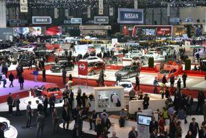 Todo listo para el Auto Show de Ginebra 2013