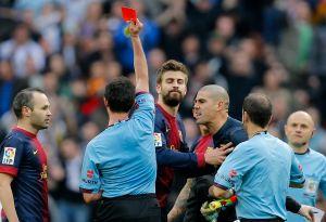 Barsa apelará castigo contra su portero Valdés (video)