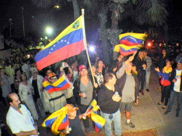 Venezolanos de Miami ya piensan en elecciones