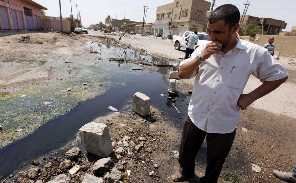 EE.UU. no mejoró significativamente la vida en Irak
