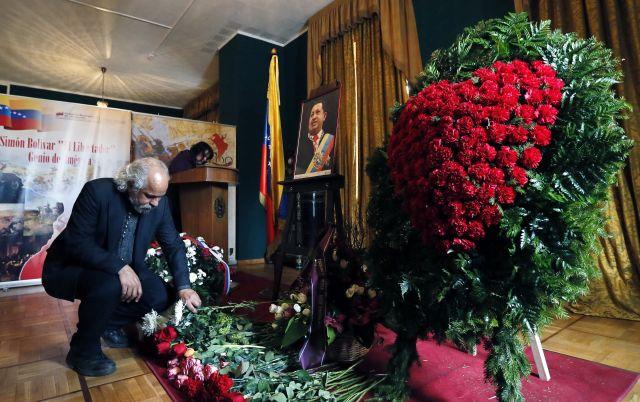 Inician homenajes a Hugo Chávez en todo el mundo (Fotos)