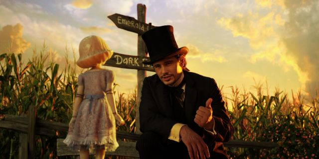 'Oz the Great and Powerful' tiene magia (fotos)