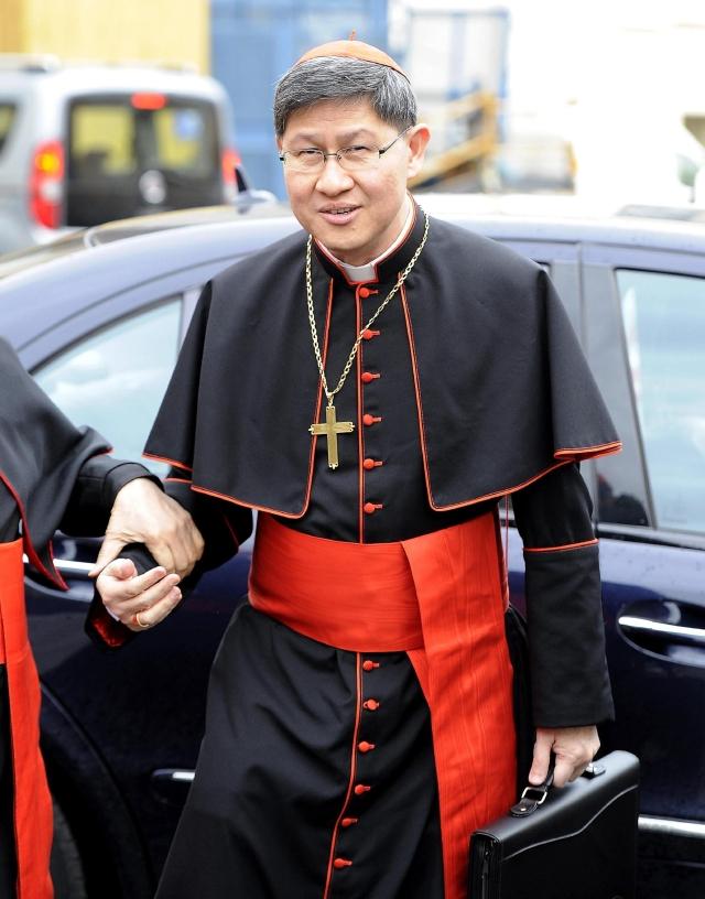 Piden un Papa que levante la  fe