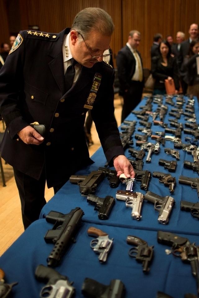 Avanza el control de armas en EEUU