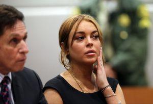 Lindsay Lohan rechaza sentencia (Fotos)