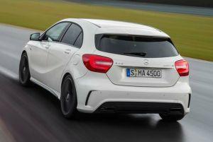 El compacto más potente de Mercedes-Benz
