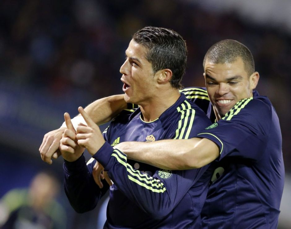 Cristiano encabeza triunfo del Real Madrid (Video)