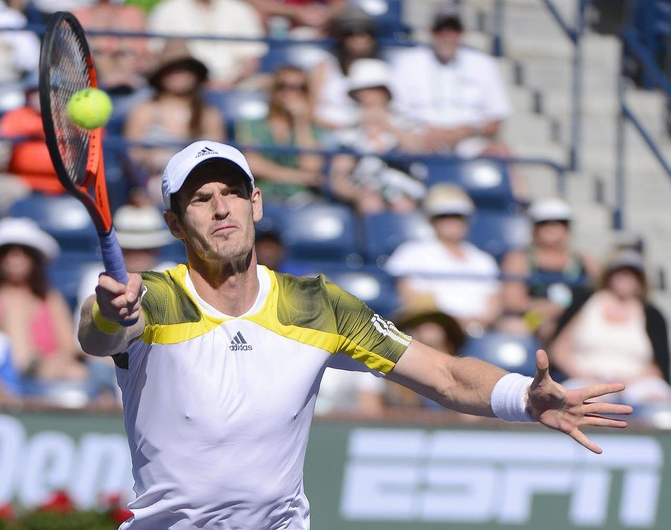 Murray y Del Potro logran triunfos en Indian Wells