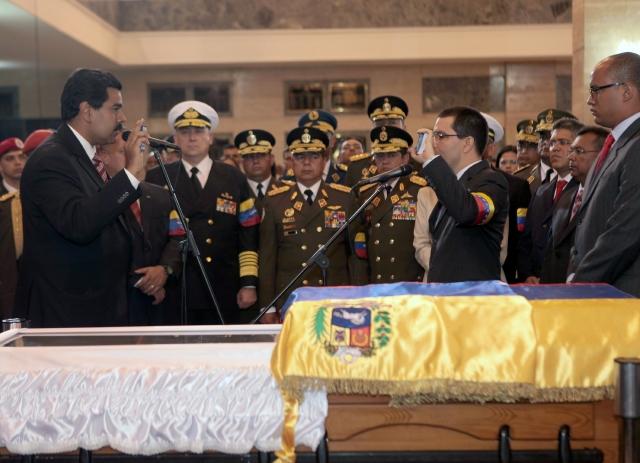 Venezuela alista elecciones