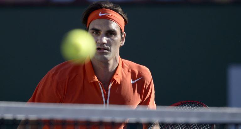 Nadal se asusta y Federer gana en Indian Wells