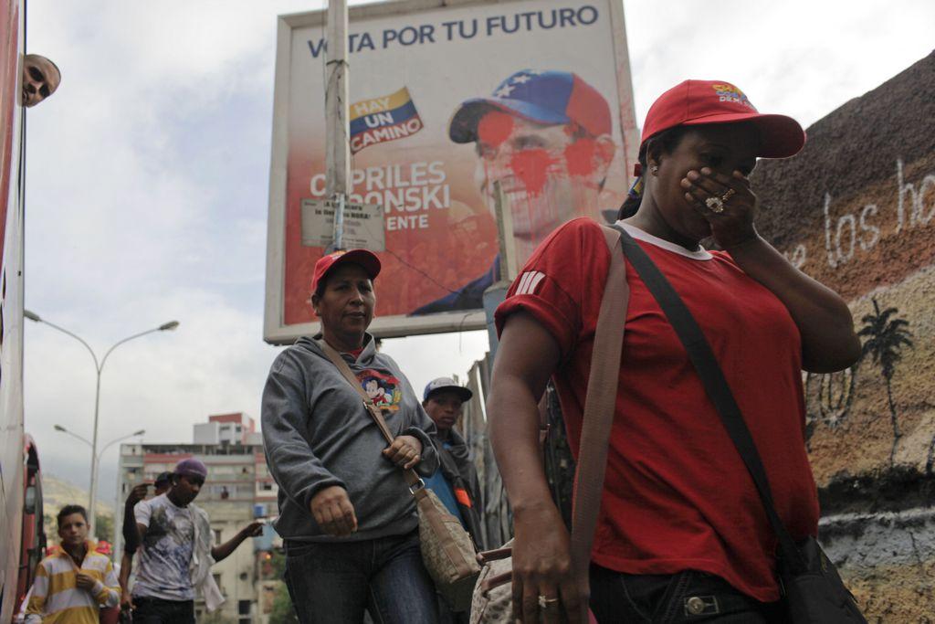 En Venezuela analistas ven a Maduro derrotando a Capriles