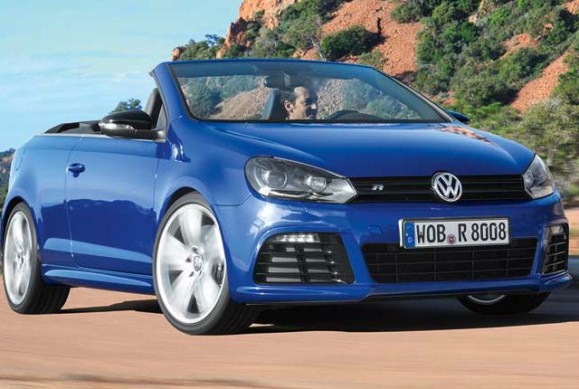 Volkswagen presenta su cabrio más poderoso