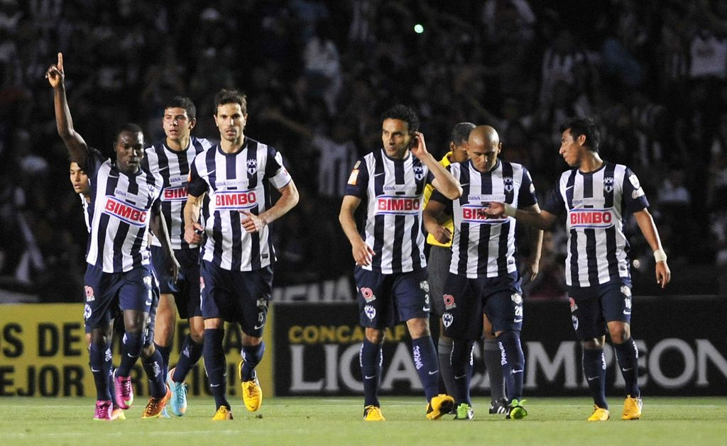 Monterrey pasa a semifinales de la Concachampions (Fotos)