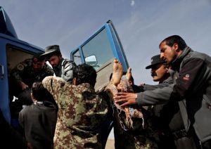 Matan a dos soldados de los EEUU en Afganistán