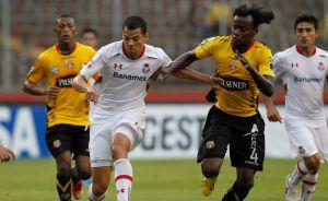 Barcelona y Toluca firman empate en Libertadores (Fotos)