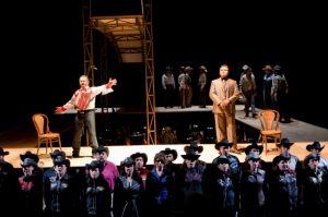 Estrenan en LA la ópera 'Camelia la Tejana'